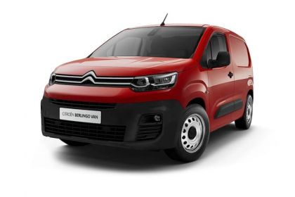 Citroen Berlingo Van M 1000Kg 1.2 PureTech FWD 110PS Enterprise Van Manual [Start Stop]