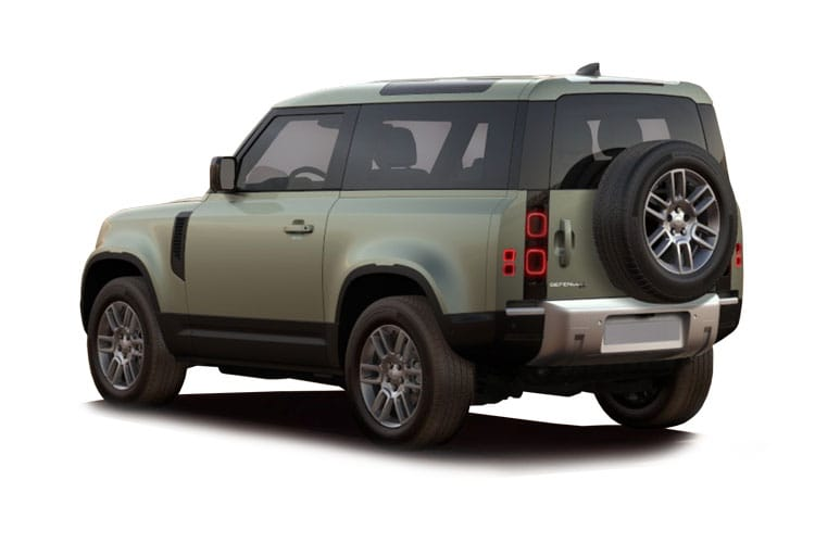 Land Rover Defender 110 SUV 5Dr 2.0 SD4 200PS S 5Dr Auto [Start Stop] [7Seat] back view