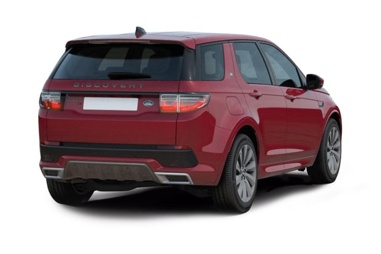 Land Rover Discovery Sport SUV 2.0 D MHEV 150PS R-Dynamic S 5Dr Auto [Start Stop] [7Seat] back view