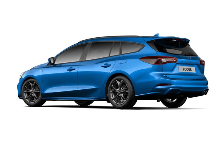 Ford Focus Estate 1.5 EcoBlue 120PS Active Edition 5Dr Manual [Start Stop] back view
