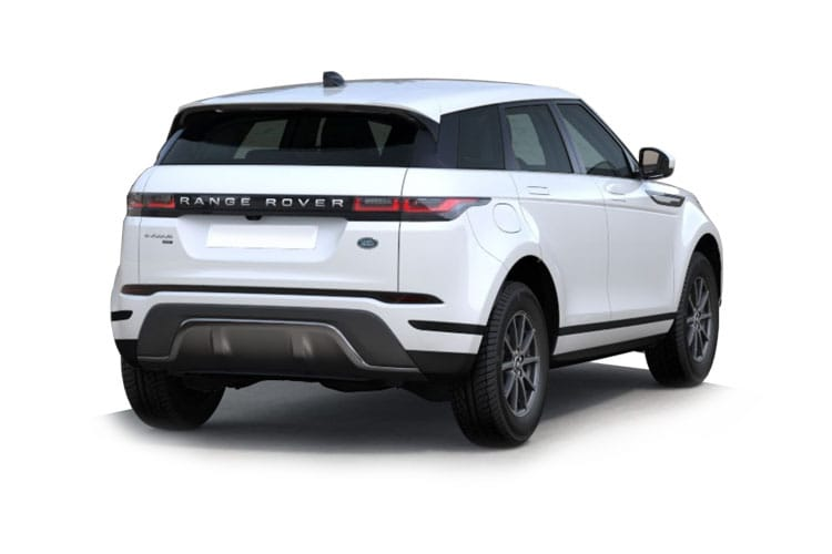 Land Rover Range Rover Evoque SUV 5Dr 2.0 P MHEV 249PS First Edition 5Dr Auto [Start Stop] back view