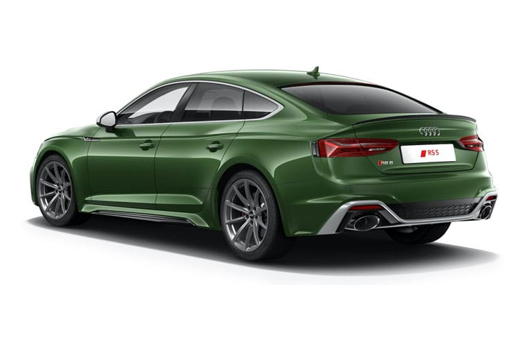 Audi A5 RS5 Sportback quattro 5Dr 2.9 TFSI V6 450PS  5Dr Tiptronic [Start Stop] [Comfort Sound] back view