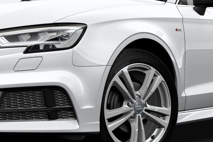 Audi A3 35 Saloon 4Dr 1.5 TFSI 150PS S line 4Dr S Tronic [Start Stop] [Comfort Sound] detail view