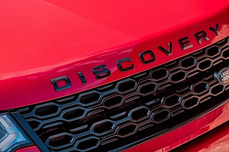 Land Rover Discovery Sport SUV 2.0 D MHEV 150PS R-Dynamic S 5Dr Auto [Start Stop] [7Seat] detail view