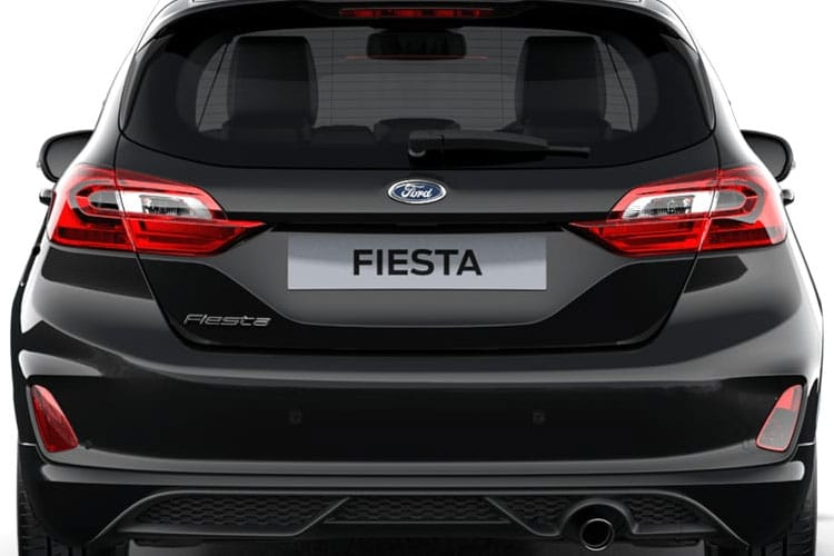 Ford Fiesta Hatch 5Dr 1.0 T EcoBoost MHEV 155PS Vignale Edition 5Dr Manual [Start Stop] detail view
