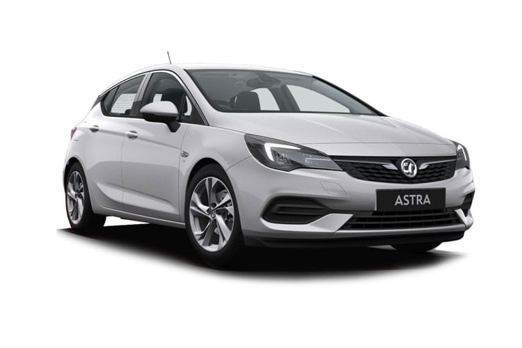 Vauxhall Astra Hatch 5Dr 1.5 Turbo D 122PS Griffin Edition 5Dr Auto [Start Stop] front view