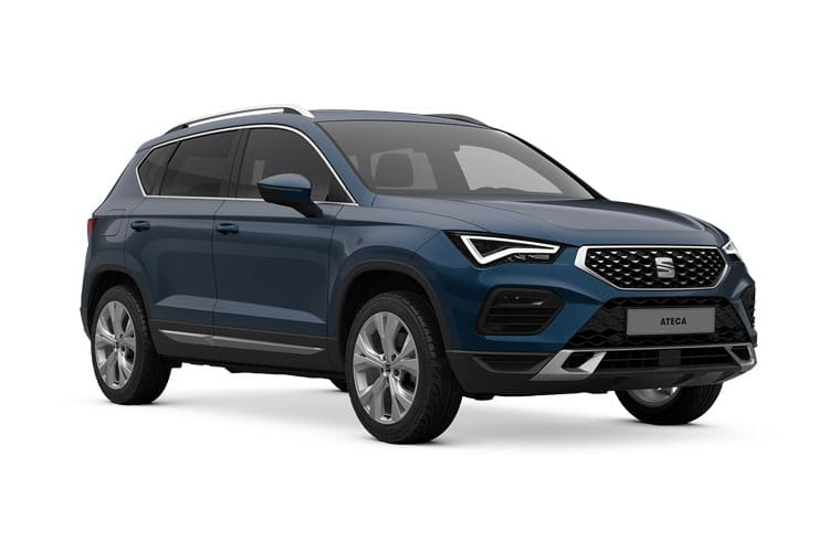SEAT Ateca SUV 1.5 TSI EVO 150PS FR Sport 5Dr DSG [Start Stop] front view
