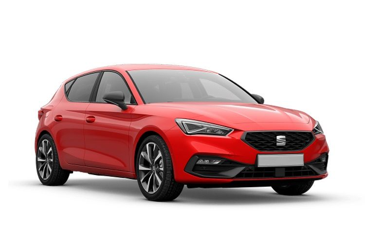 SEAT Leon Hatch 5Dr 1.4 eHybrid PHEV 12.8kWh 204PS XCELLENCE 5Dr DSG [Start Stop] front view