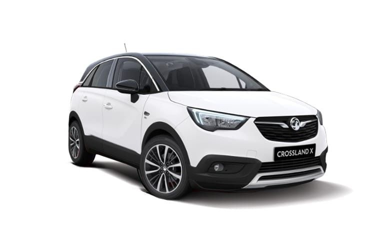 Vauxhall Crossland X SUV 1.5 Turbo D ecoTEC 102PS Elite Nav 5Dr Manual [Start Stop] front view