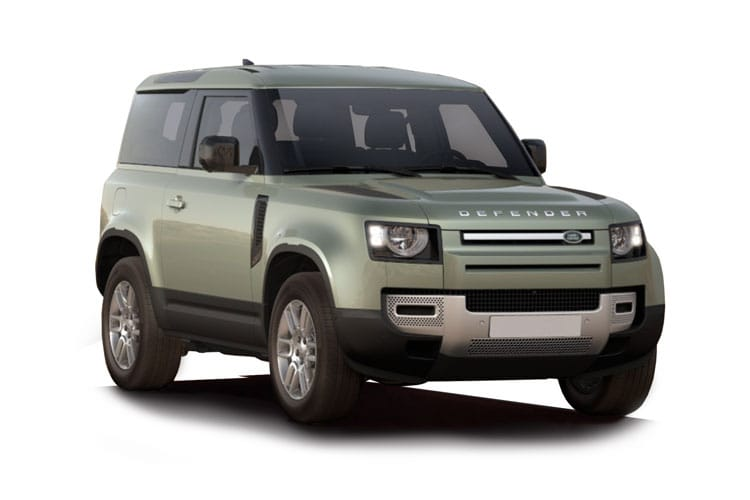 Land Rover Defender 110 SUV 5Dr 2.0 SD4 200PS S 5Dr Auto [Start Stop] [7Seat] front view