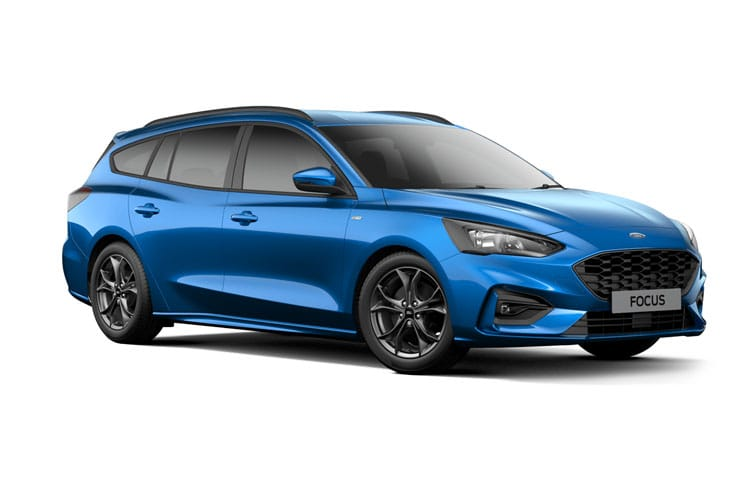 Ford Focus Estate 1.5 EcoBlue 120PS Active Edition 5Dr Manual [Start Stop] front view