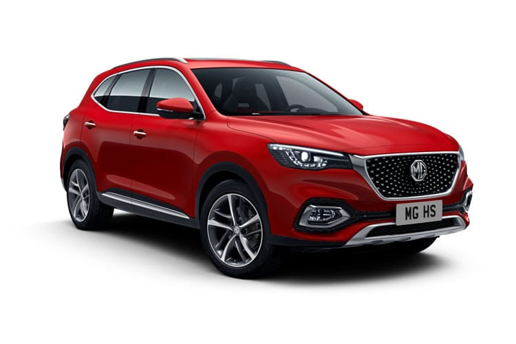 MG Motor UK MG HS SUV 1.5 T-GDI PiH 16.6 kWh 258PS Excite 5Dr Auto [Start Stop] front view