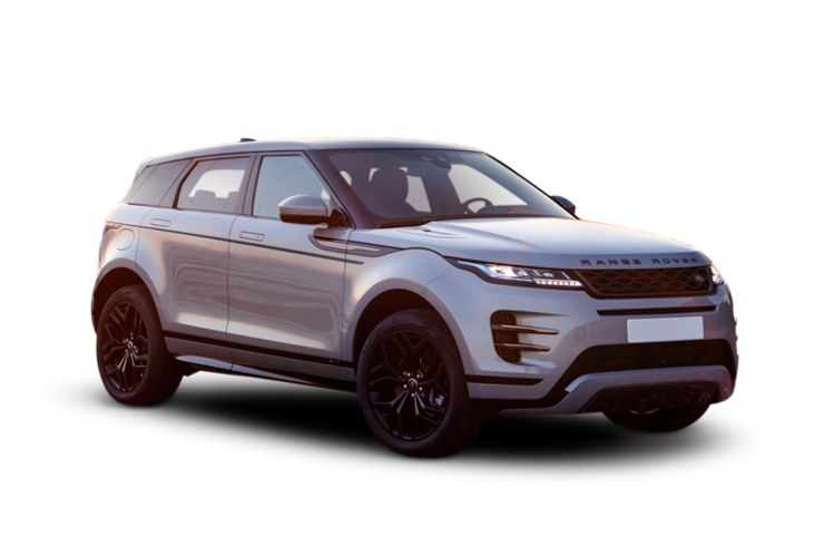 Land Rover Range Rover Evoque SUV 5Dr 2.0 P MHEV 249PS First Edition 5Dr Auto [Start Stop] front view