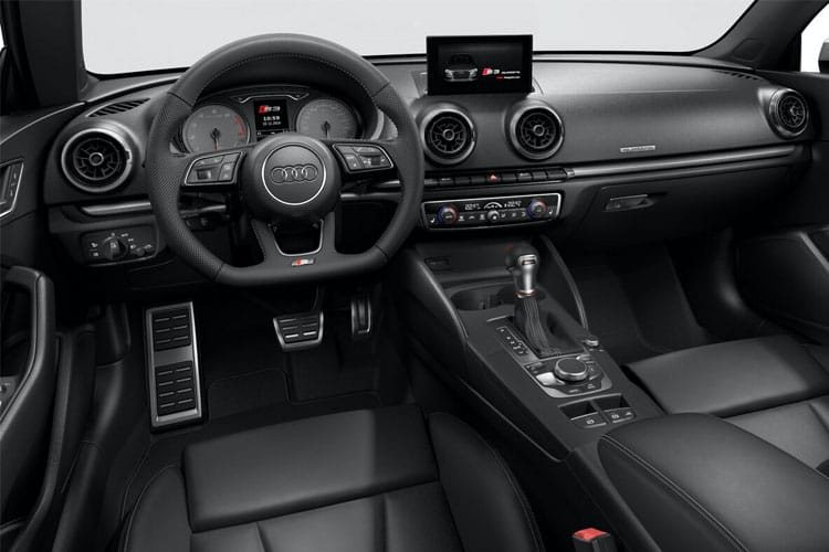 Audi A3 35 Cabriolet 2Dr 1.5 TFSI 150PS Sport 2Dr S Tronic [Start Stop] inside view