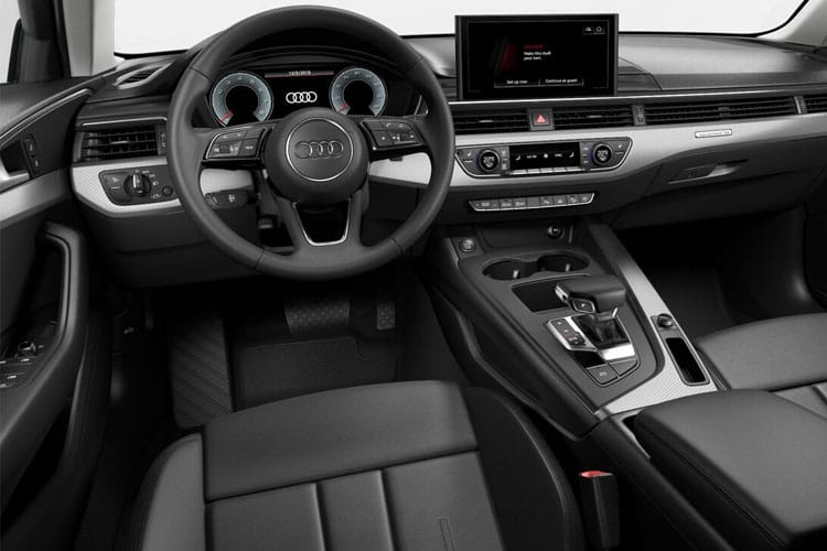 Audi A4 50 allroad quattro 5Dr 3.0 TDI V6 286PS Vorsprung 5Dr Tiptronic [Start Stop] inside view