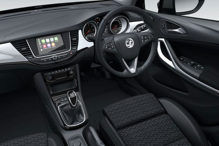 Vauxhall Astra Hatch 5Dr 1.5 Turbo D 122PS Griffin Edition 5Dr Auto [Start Stop] inside view