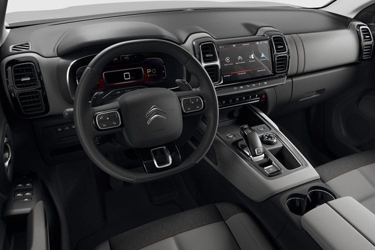 Citroen C5 Aircross SUV 1.2 PureTech 130PS Shine 5Dr Manual [Start Stop] inside view