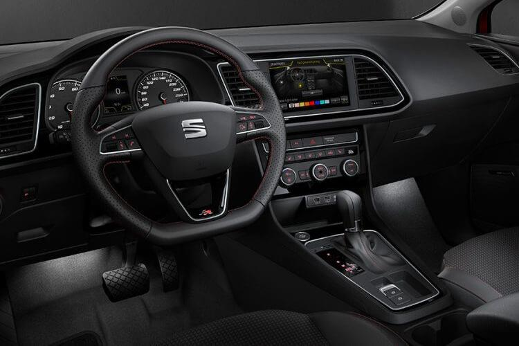 SEAT Leon Hatch 5Dr 1.4 eHybrid PHEV 12.8kWh 204PS XCELLENCE 5Dr DSG [Start Stop] inside view