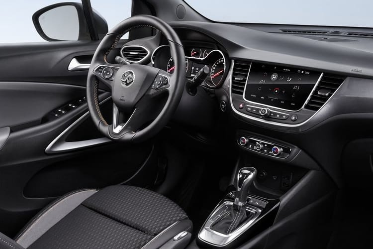 Vauxhall Crossland X SUV 1.5 Turbo D ecoTEC 102PS Elite Nav 5Dr Manual [Start Stop] inside view