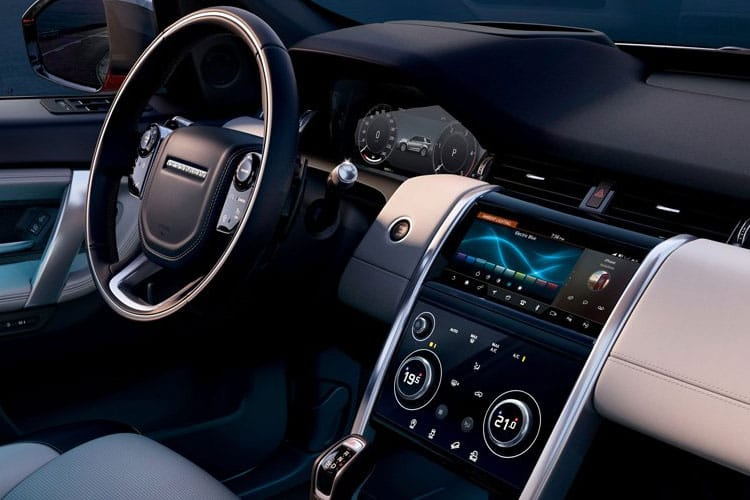 Land Rover Discovery Sport SUV 2.0 D MHEV 150PS R-Dynamic S 5Dr Auto [Start Stop] [7Seat] inside view