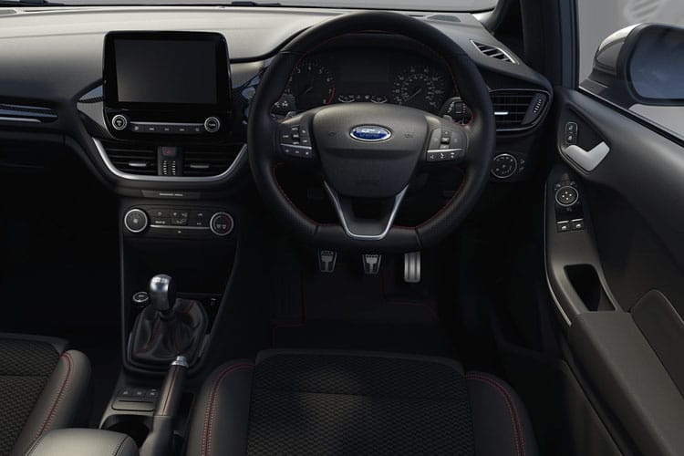 Ford Fiesta Hatch 5Dr 1.0 T EcoBoost MHEV 155PS Vignale Edition 5Dr Manual [Start Stop] inside view