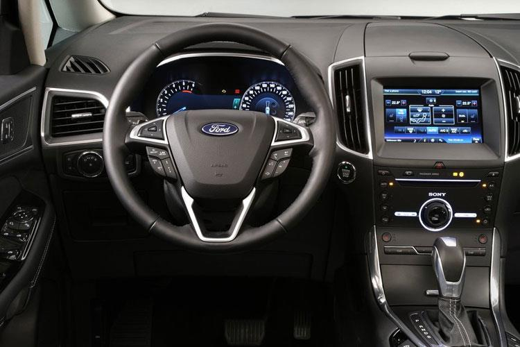 Ford Galaxy MPV AWD 2.0 EcoBlue 190PS Titanium 5Dr Auto [Start Stop] [Lux] inside view