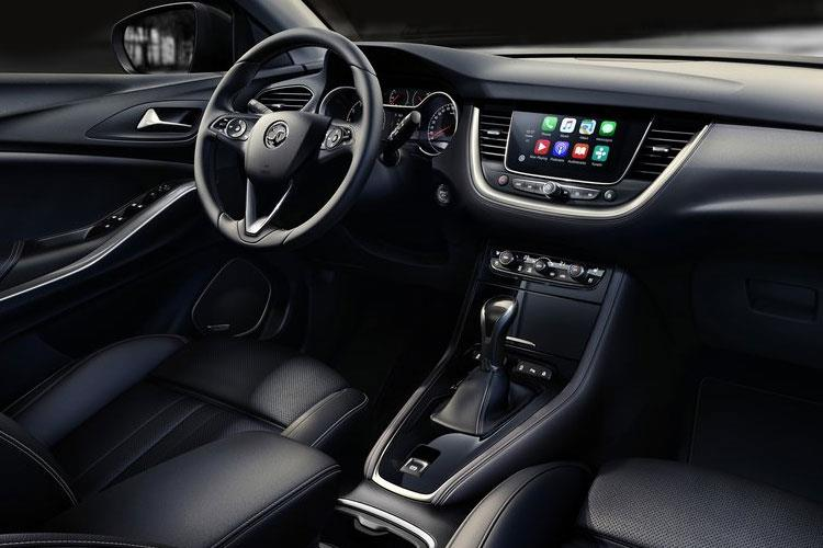 Vauxhall Grandland X SUV 1.5 Turbo D 130PS Business Edition Nav 5Dr Manual [Start Stop] inside view