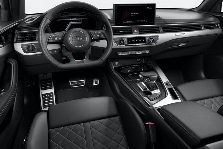 Audi A4 35 Saloon 4Dr 2.0 TDI 163PS Sport 4Dr S Tronic [Start Stop] inside view
